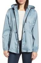 Bernardo Microbreathable Hooded Water Resistant Jacket