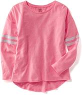 Old Navy Relaxed Scoop-Neck Tee for Girls