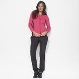 Ralph Lauren Color-Blocked Mockneck Jacket