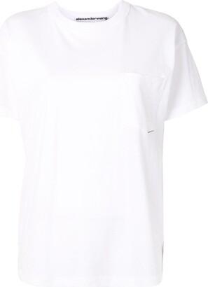 Alexander Wang chest pocket T-shirt