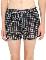 Haider Ackermann Printed Cotton Briefs