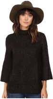 BB Dakota Braes Mock Neck Sweater
