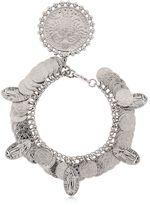 Madonnina Coins & Charms Bracelet