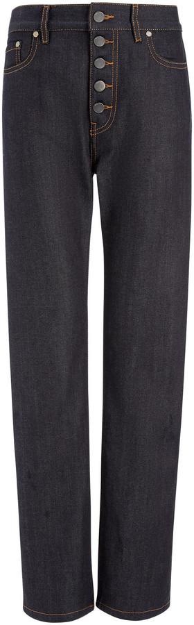 Joseph Den Denim Stretch Trousers