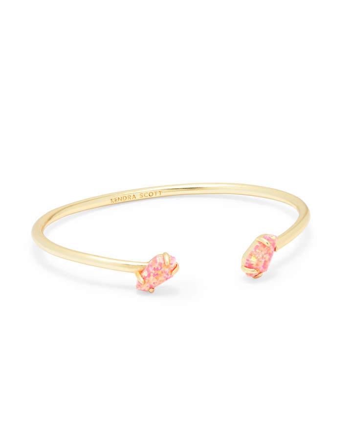 Kendra Scott Jackson Pinch Cuff Bracelet