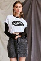 Urban Renewal Recycled Corduroy Mini Skirt
