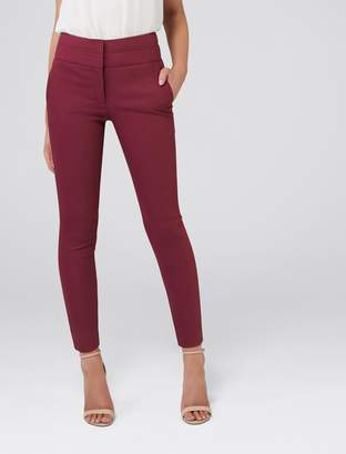 Ever New Georgia Petite High-Waist Full Length Pants