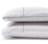John Robshaw Bindi Clay Standard Pillowcase, Pair