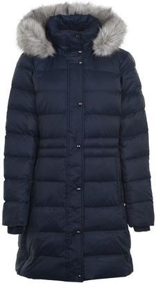 Tommy Hilfiger Essential Long Down Jacket