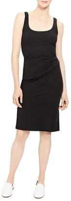 Theory Drape-Detail Dress
