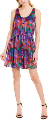 BA&SH Robe Pistol Mini Dress