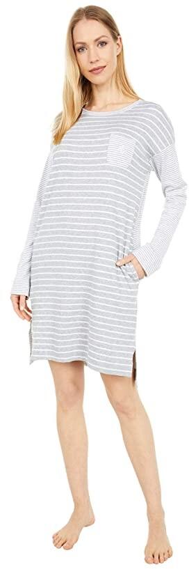 Lauren Ralph Lauren Long Sleeve Scoop Neck Sleeptee Women's Pajama