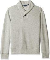 Nautica Men's Shawl-Collar Sweater