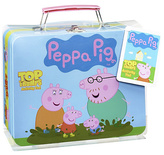 Peppa Pig Top Trumps Activity Tin Game