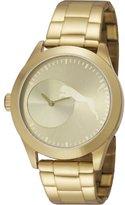 Puma Women's PU103582002 Bling Metal Gold Wrist Watches