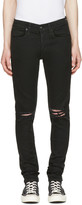 Black Standard Issue Fit 1 Jeans