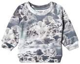 Molo Cloud Figures Dag Sweatshirt