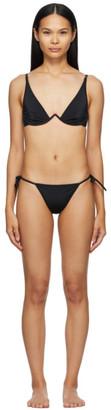 Fendi Reversible Black Forever Bikini