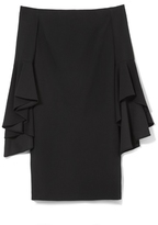 Vince Camuto Poet-sleeve Dress