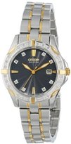 Citizen Eco-Drive Women's EW1924-52H Diamond Watch