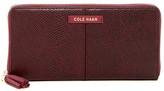 Cole Haan Benson Tassel Leather Continental Wallet