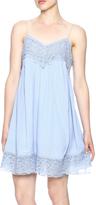 J.o.a. Lace Shift Dress