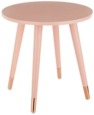Ideal Home Teddy Side Table - Pink