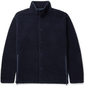 Nanamica Wool-Blend Fleece Jacket