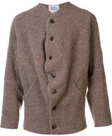 Vivienne Westwood Man - buttoned cardigan - men - Viscose/Wool - 46