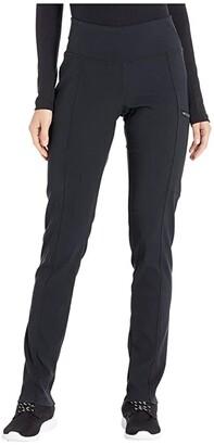 Columbia Back Beautytm High-Rise Warm Winter Pants (Black) Women's Casual Pants