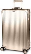 Rimowa Topas four-wheel titanium suitcase 79cm