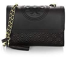 Tory Burch Women's Fleming Leather Shoulder Bag