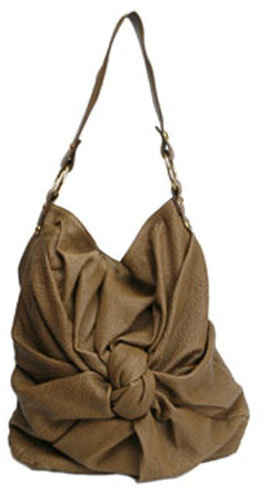 Deux Lux Twist Hobo - Tan