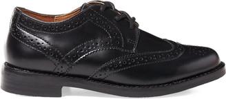 Ralph Lauren Leather Wingtip Oxford Shoe