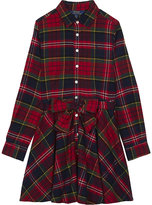 Ralph Lauren Tartan check shirt dress 2-16 years
