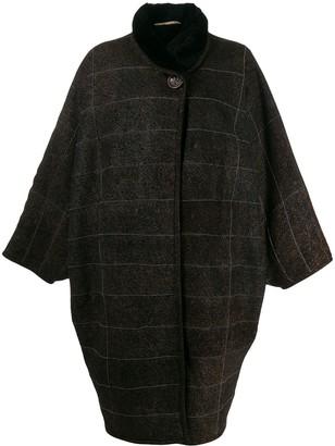 1980's Oversized Coat