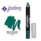 Jordana 3 Pack Cosmetics 12 Hr Made To Last Eyeshadow 08 Endless Emerald