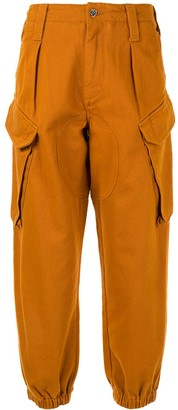 Marques Almeida Tapered Cargo Trousers
