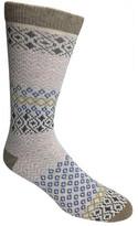 Woolrich Women's Novelty Aztec Design Sock (2 Pairs)