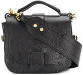 L'Autre Chose wide strap shoulder bag