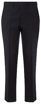 Kin By John Lewis Amos Hopsack Suit Trousers, Navy