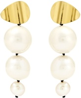 Lizzie Fortunato Dew Drop earrings
