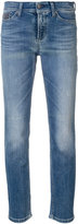 Cambio Piper cropped jeans - women - Cotton/Elastodiene/Spandex/Elastane - 34
