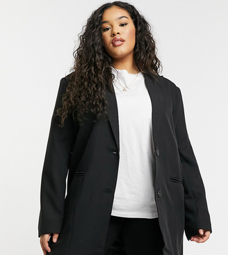 Loose Threads Plus ultimate lounge blazer co-ord