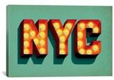 iCanvas 'Nyc' Giclee Print Canvas Art