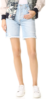 A Gold E AGOLDE Jamie High Rise Classic Girlfriend Shorts