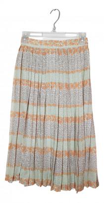 Ted Lapidus Multicolour Skirt for Women