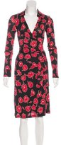 Diane von Furstenberg Jeanne Silk Dress