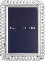 Ralph Lauren Home Blake Silver Plated Frame - 8x10