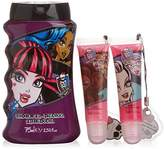 Monster High Shower Gel Gloss and Charms Gift Box, 75 ml
